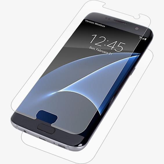invisibleshield samsung galaxy s7 hd full body screen protector Model:MK809IV OS: