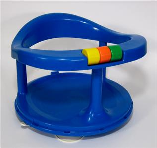 Safety First 1st Baby Bath Seat Tub Ring Chair Swivel EBay