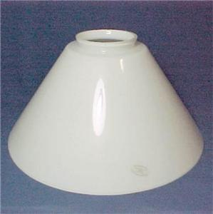pendant light lamp shade 4 x 7 x 14 white cased pool table new ebay. Black Bedroom Furniture Sets. Home Design Ideas