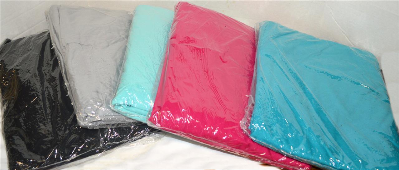 TWIN XL DORM SHEET SET ~CHOOSE A COLOR~ TURQUOISE ~ BLACK ~ AQUA ~ PINK OR GREY in Home & Garden, Bedding, Sheets & Pillowcases | eBay
