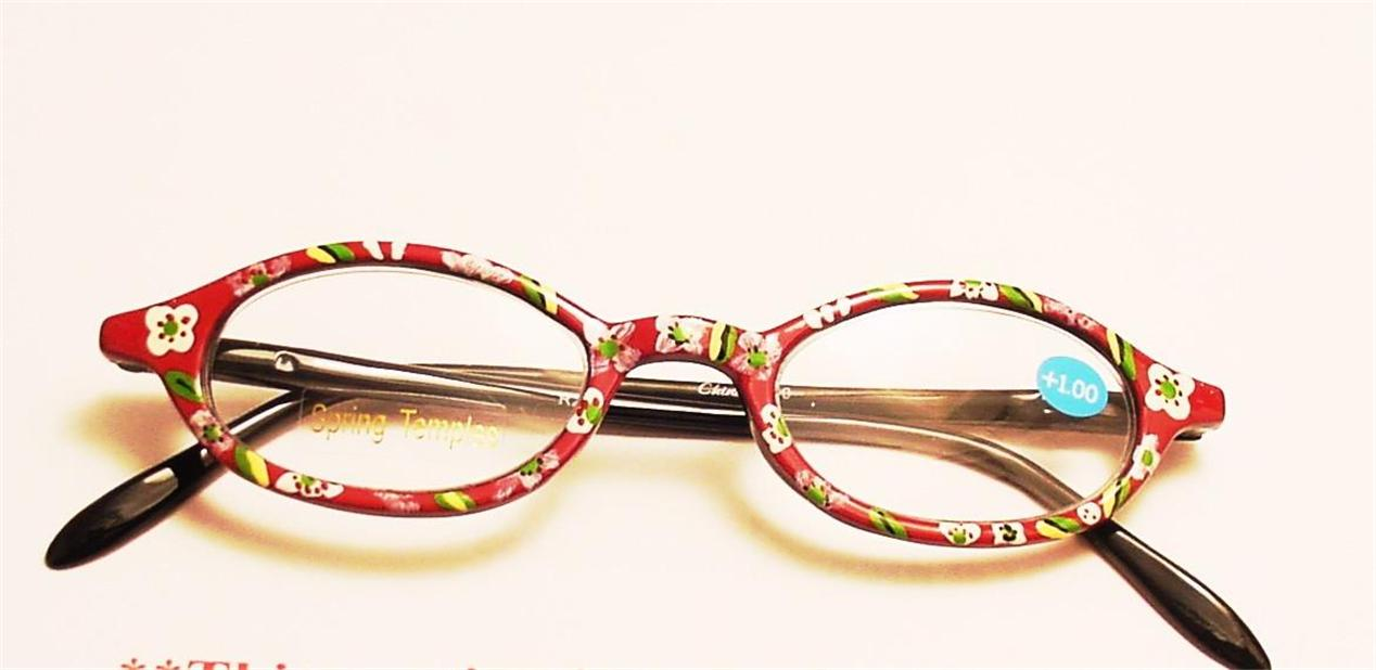 Buy Hand Painted Reading Glasses