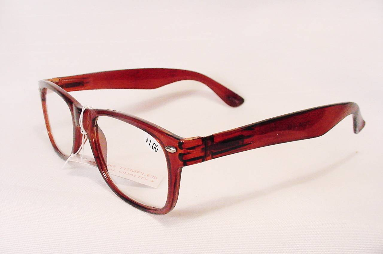 quot attitude quot temple optical quality reading glasses
