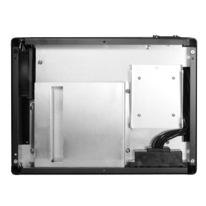 Lian Li PC Q09FB Mini ITX Case W/150W Flex PSU USB 3.0 840353003989