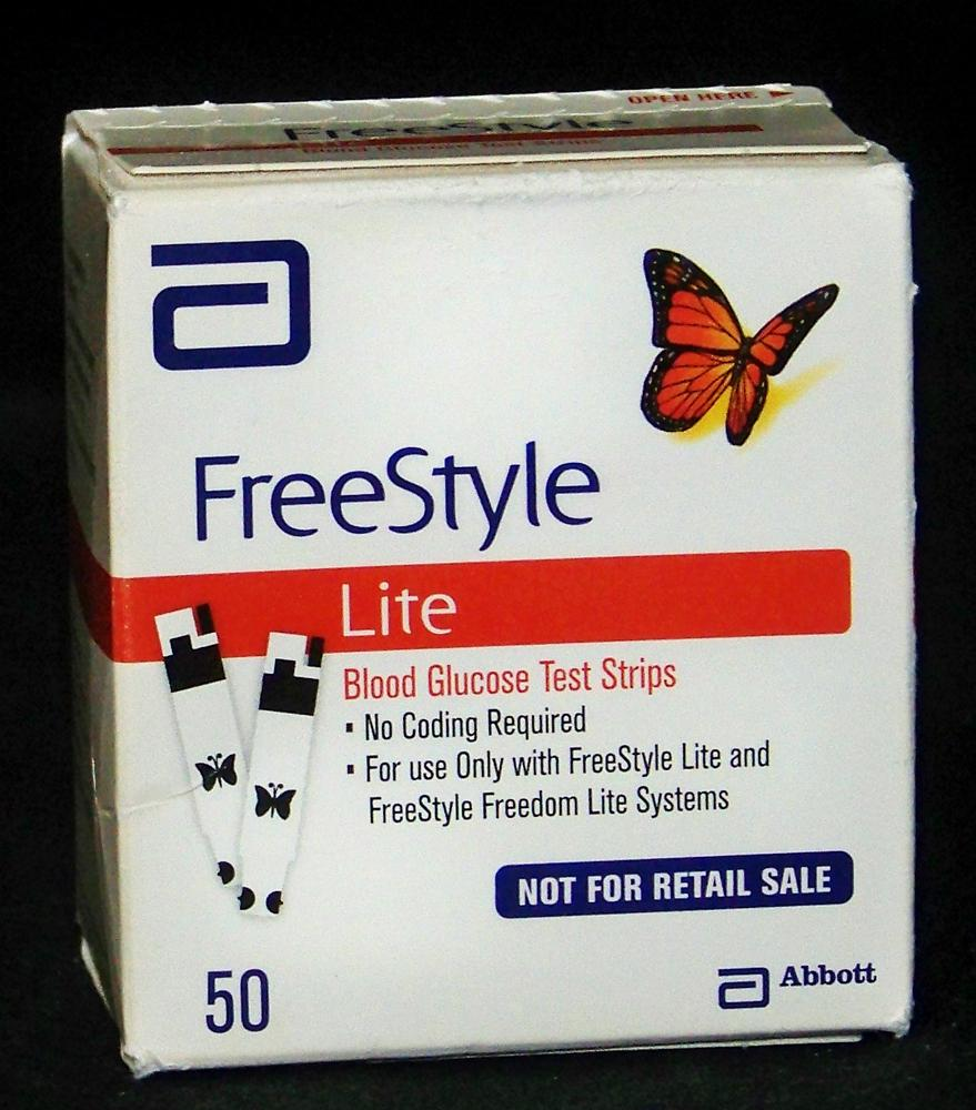Know there Diabetic testing strip for free