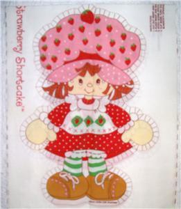 Strawberry Shortcake Raspberry Torte Baby/kids Costume