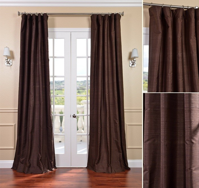 Dupioni Silk Curtains: A Better Way to Add Elegance to Your Home ...