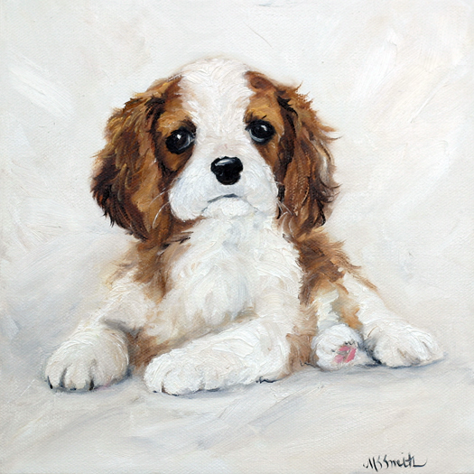 daily painters marketplace dog paintings