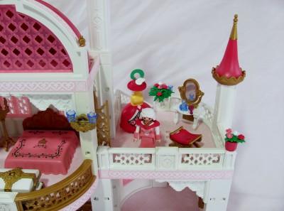 playmobil princess castle instructions 4250