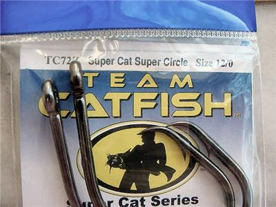 team catfish super cat j hooks We recommend the best catfish rod for what makes the rippin lips super cat casting rod standout among the plus increased power for positioning hooks and snug.