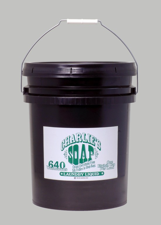 640 Washloads Laundry Liquid 5 Gallon Container