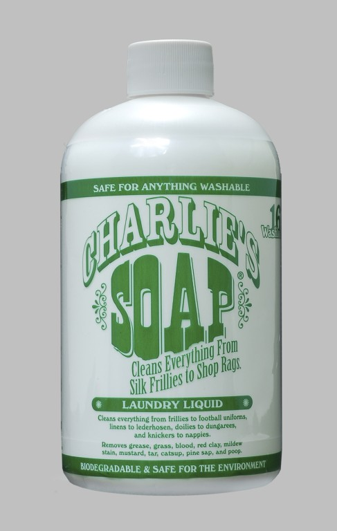 Charlies Soap Liquid Laundry 16 Loads Bottle