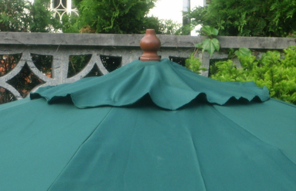 Green Aluminum Market Umbrella | Buy.com