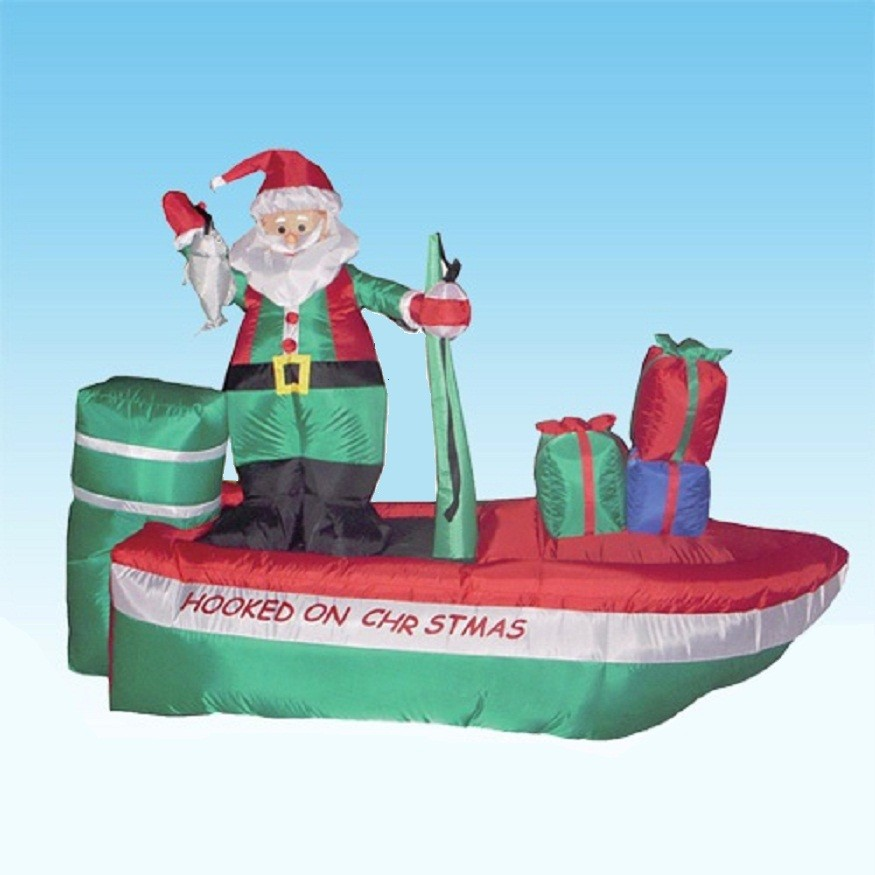 New christmas inflatable your choice all over  ebay