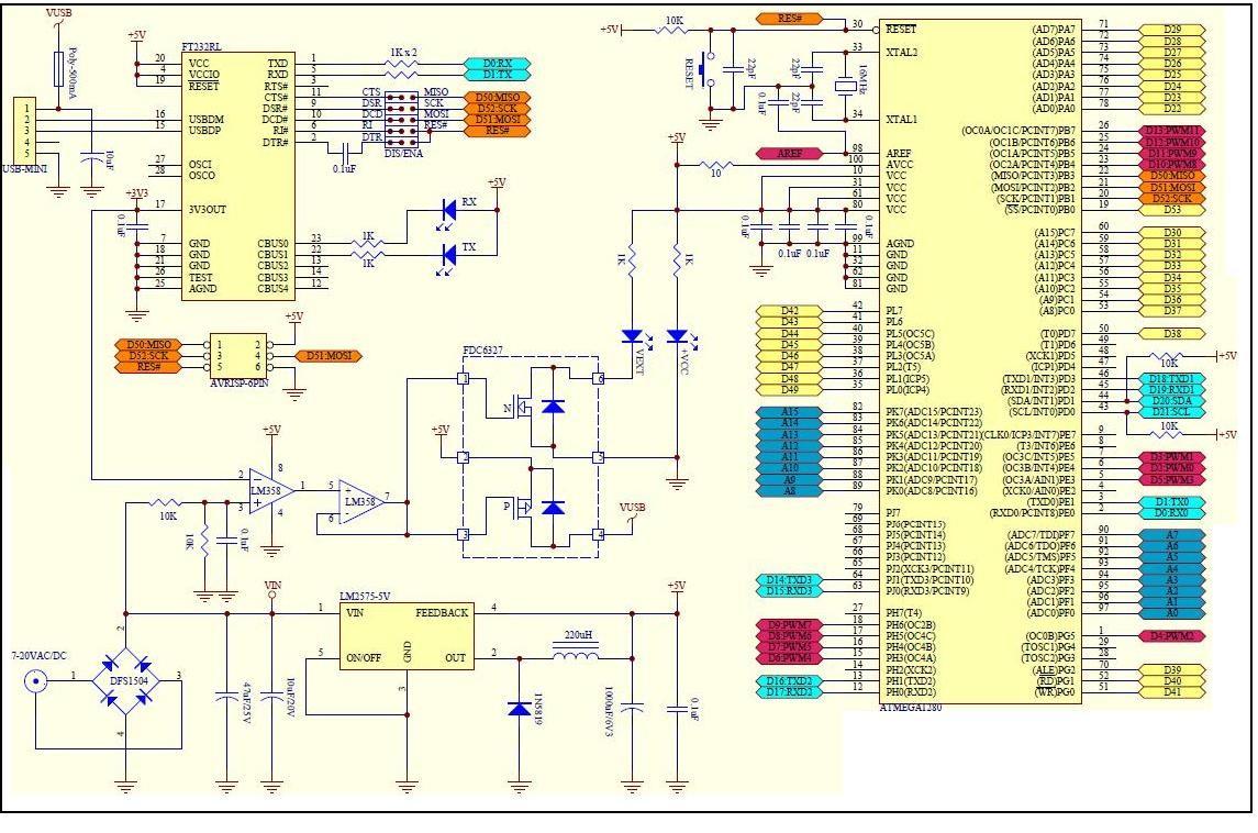 Details about MCU BOARD - EASY ATMEGA1280 (Arduino Mega) Board: www.ebay.com/itm/MCU-BOARD-EASY-ATMEGA1280-Arduino-Mega-Board...