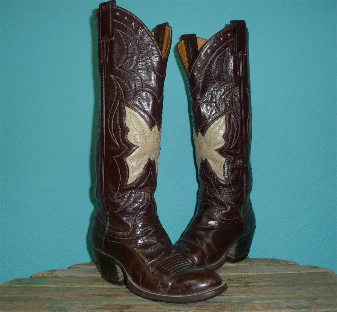 Perfect 12 Inch Women39s Double H Buckaroo Boots Chocolate Frontera