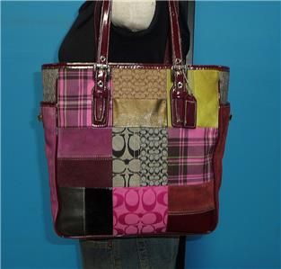 coach tote bags outlet  coach multicolor leather