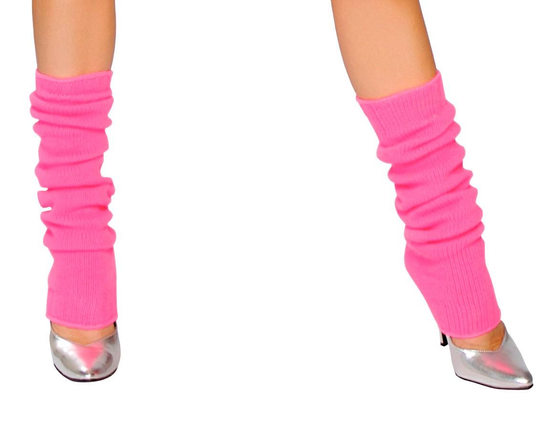 Sexy Roma Acrylic Spandex Knit Leg Warmers 80u0026#39;s Flash ...