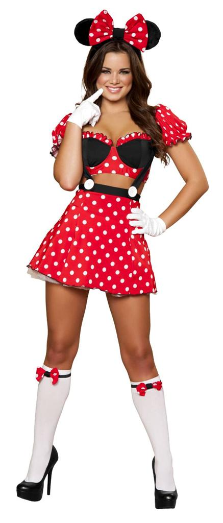 sexy roma pin up mouse disney minnie mini mousey mistress. Black Bedroom Furniture Sets. Home Design Ideas