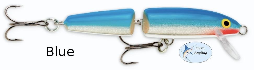 RAPALA-J13-J-13-JOINTED-FISHING-LURE-PLUG-ANY-COLOUR