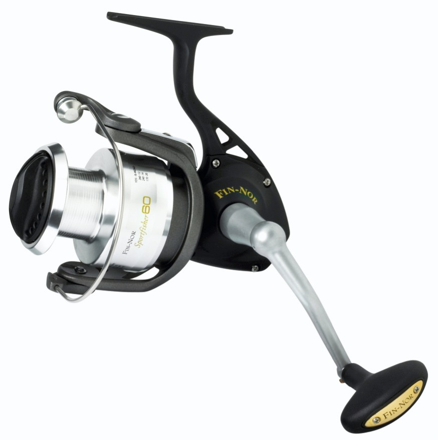 Fin-Nor-NEW-Sportfisher-Shore-Boat-Catfish-Fixed-Spool-Reel