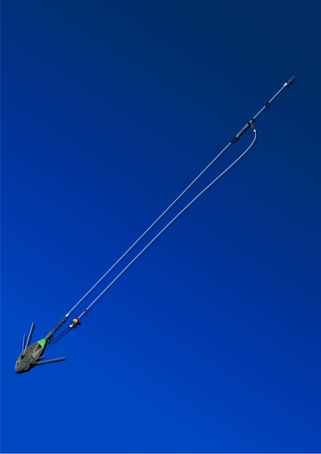 Anyfish anywhere sea shore boat match fishing rig rigs ebay for Shore fishing rigs