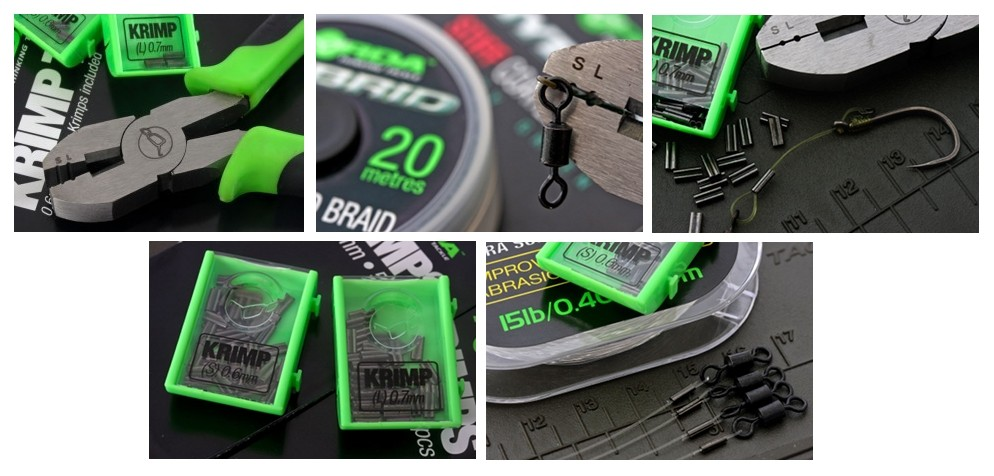 KORDA-CARP-FISHING-KRIMP-KRIMPER-KRIMPING-CRIMP-TOOL-KRIMPS-CRIMPS