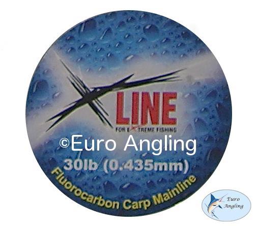 250m-600m-X-LINE-XLINE-FLUOROCARBON-CARP-LINE-ALL-SIZES
