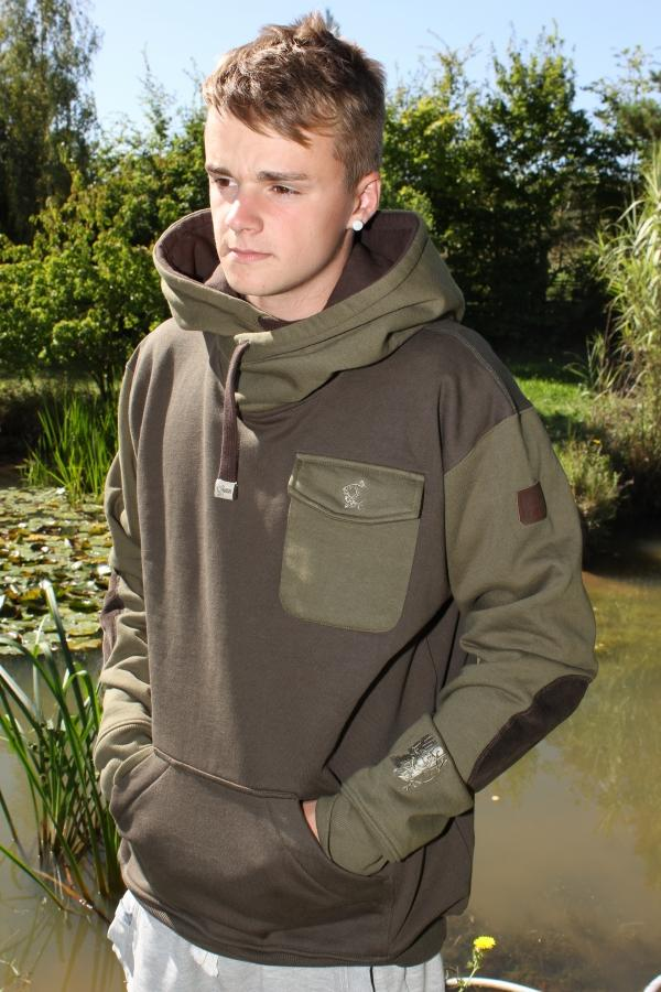 Nash Zero Tolerance Carp Fishing Clothing ZT Ice Hoody All ...