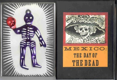Day of the dead lot diego rivera poster mexican tin for Diego rivera day of the dead mural