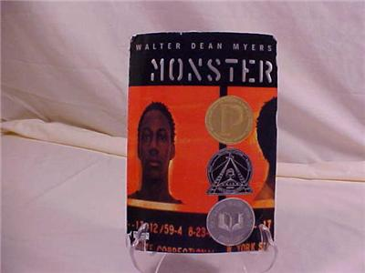 monster book walter dean myers pdf