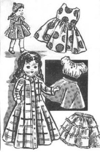 Design Patterns   Ginny Doll Patterns