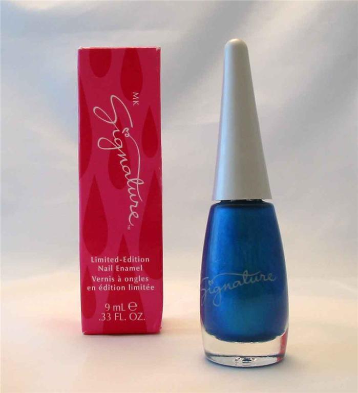 Mary Kay Signature Nail Enamel Polish Color NIB Your CHOICE | eBay