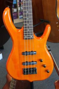 Ken Smith Design Burner Ignition Electric Bass Guitar
