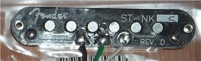fender 174 samarium cobalt noiseless stratocaster neck 0064019040 brand new