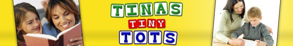 TINA'S TINY TOTS