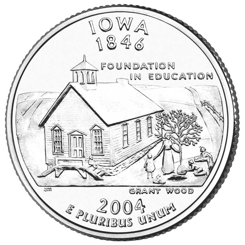 Zoya Codie Quarter Coin Drawing