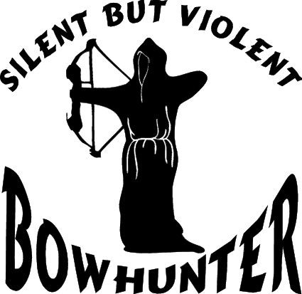 Hoyt Bow Hunting Logos Hoyt Bow Hunting Decal Sticker