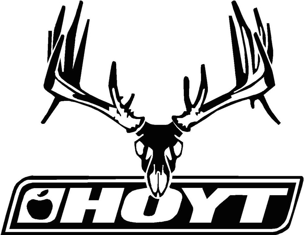 Hoyt Decals Images Reverse Search - Bow hunting decals for trucks