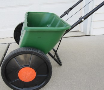 scotts lawn spreader instructions
