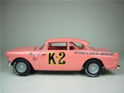action dale earnhardt k2 1956 ford victoria all pink. Black Bedroom Furniture Sets. Home Design Ideas
