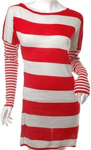 Antidote-Clothing :  striped dress asymmetrical dress sweater dress stripe dress