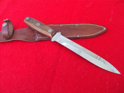Rare Minty Wwii Quot Case Pig Sticker Quot Trench Fighting Knife