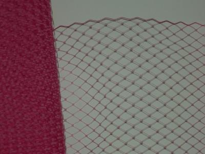 Birdcage Veil Netting Fabric French Birdcage Bridal Veil