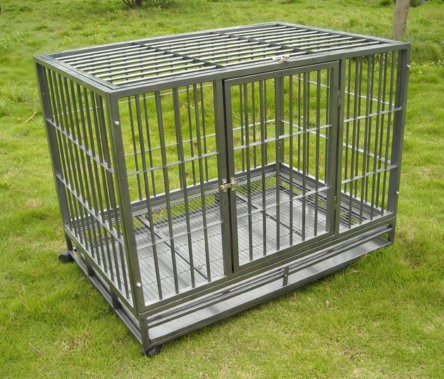 Custom made dog cages crates playpen for Dog cage cost