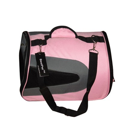 Medium Pet Carrier Dog Cat Bag Tote Purse Handbag 13P 814836018791