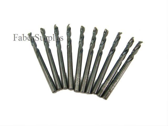 10 ea  29 cobalt drill bit jobber length  136 u0026quot