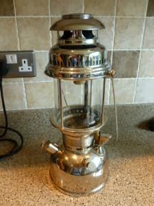 VINTAGE HIPOLITO Automatic Mod. H502 500CP Pressure Lantern Tilley ...