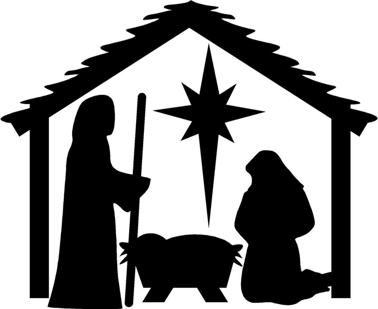 Nativity Templates Printable | New Calendar Template Site
