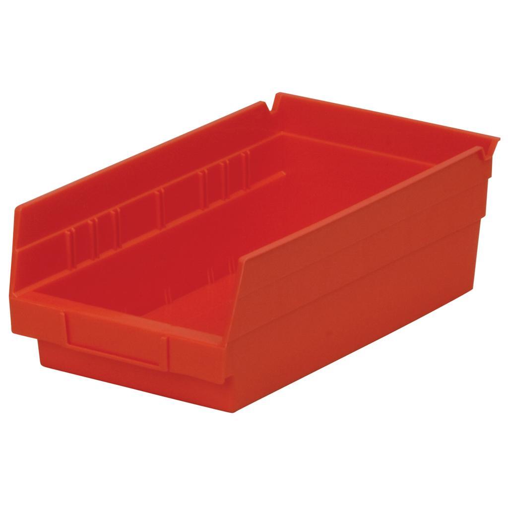 30130 shelf bins 12 inches long parts storage akro mil akro mils nib 12 per case ebay. Black Bedroom Furniture Sets. Home Design Ideas