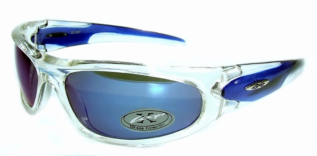 sportbrille sonnenbrille xloop verspiegelte gl ser f r. Black Bedroom Furniture Sets. Home Design Ideas